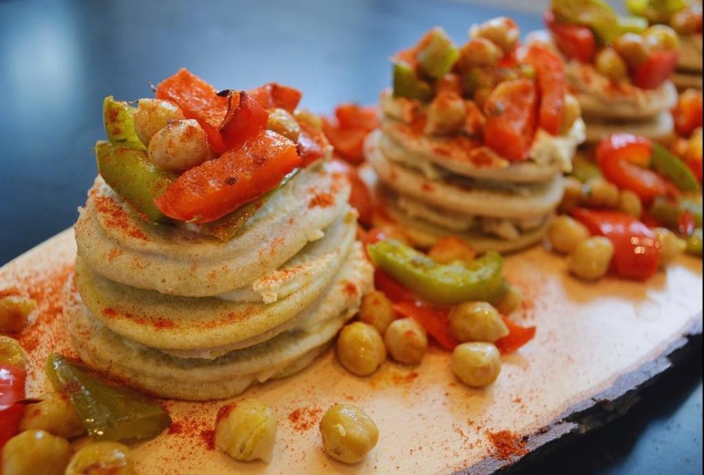 Savoury Buckwheat Pancakes Nia N Nino